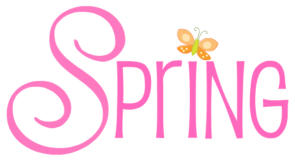 Free Spring Clip Art Download - Springtime Clipart