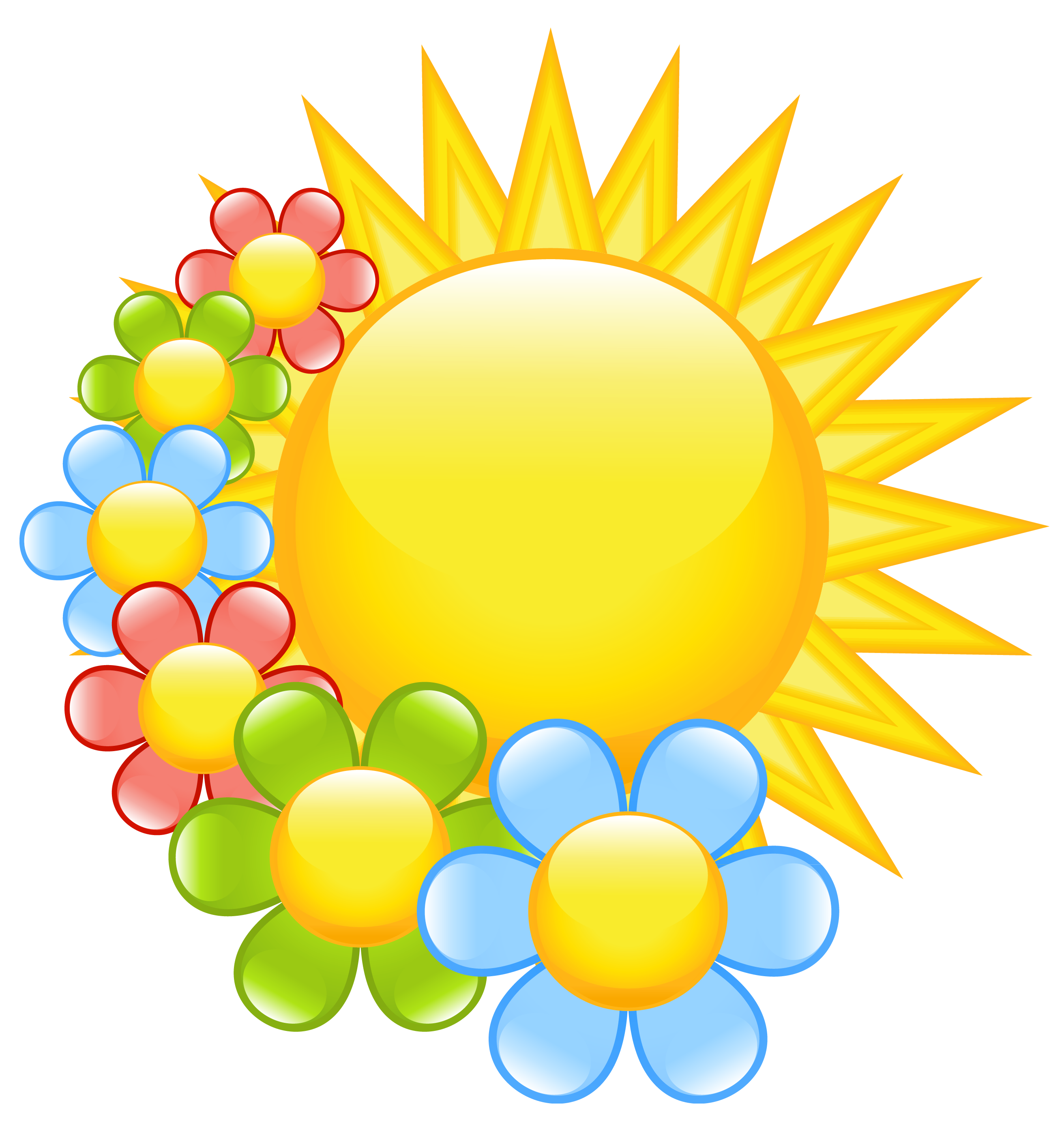 Free Spring Flower Clip Art Cliparts Co
