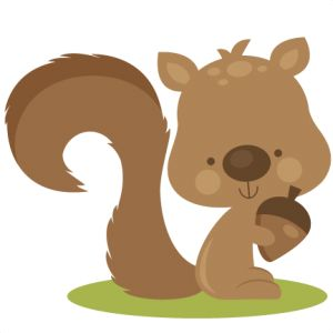 Free squirrel clipart free .