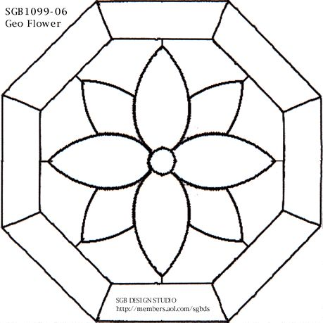 Free Stained Glass Pattern Directory