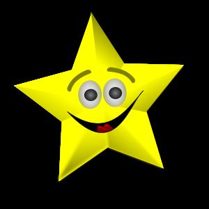 Free star clip art - ClipartFest