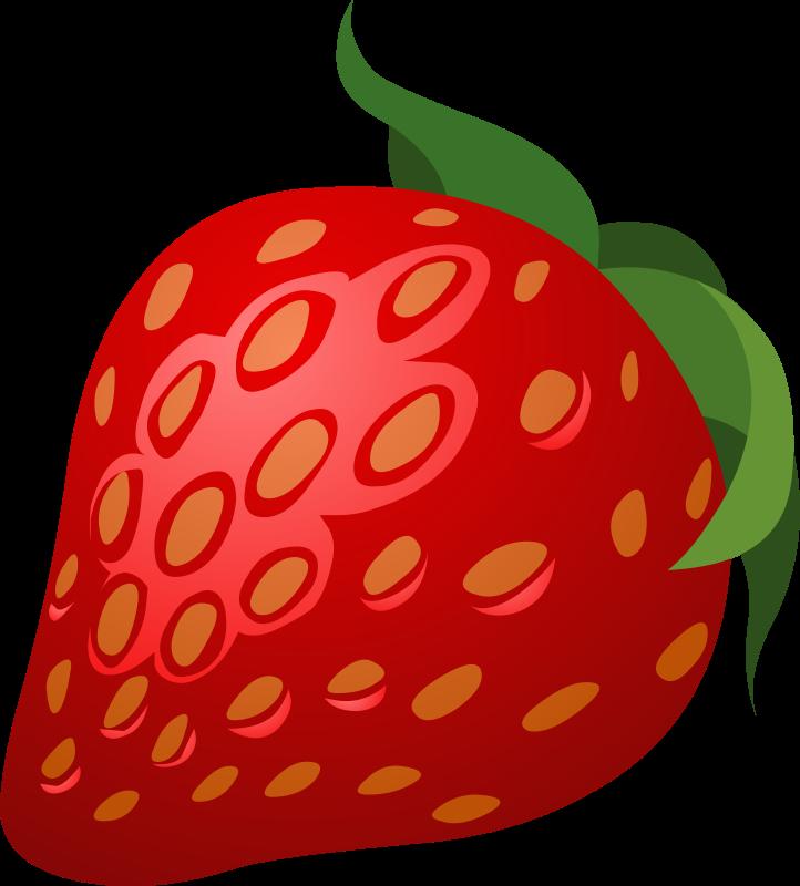 Free Strawberry Clip Art