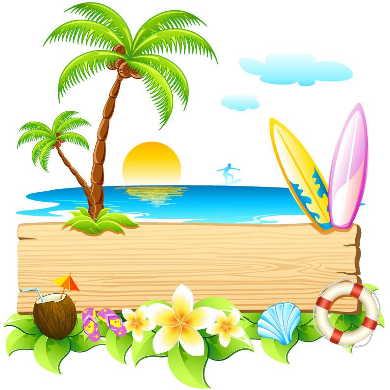 Free summer clipart clip art .
