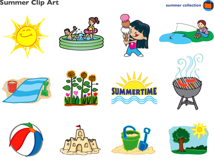 Free summer clipart clip art pictures graphics illustrations image