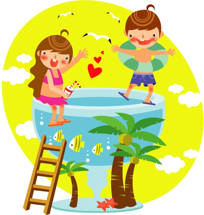 Free Summer Clipart
