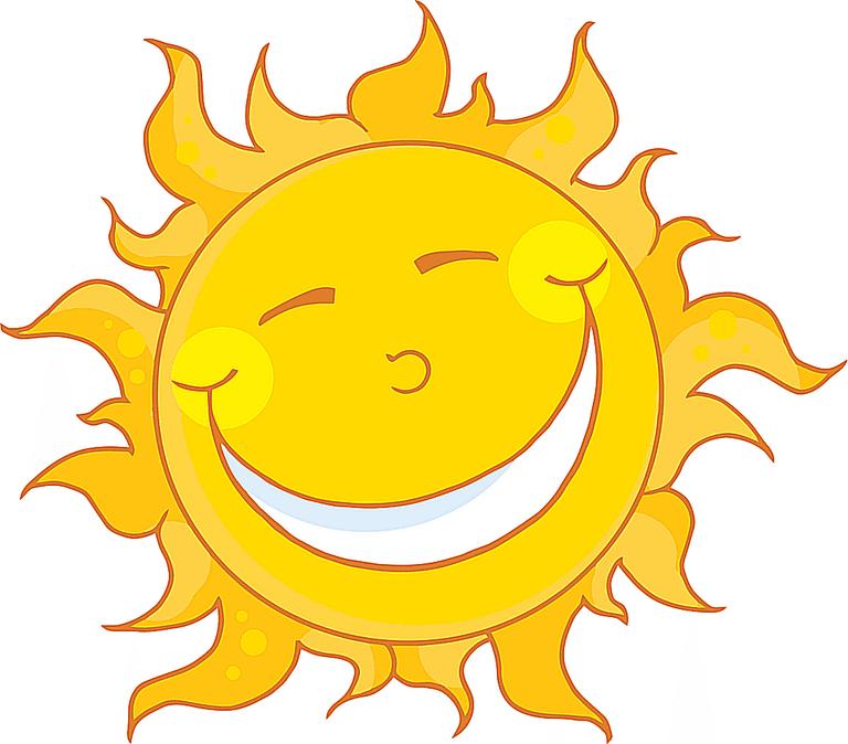 Free Sun Clip Art at Clipartix clipartal-Free Sun Clip Art at Clipartix clipartall.com-4