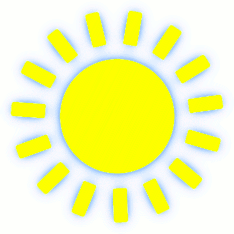 Free Sun Clipart - Clipart Of The Sun
