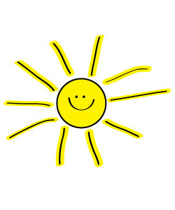 Free Sun Clipart To Decorate For Parties-Free Sun Clipart To Decorate For Parties Craft Projects Websites Or-14