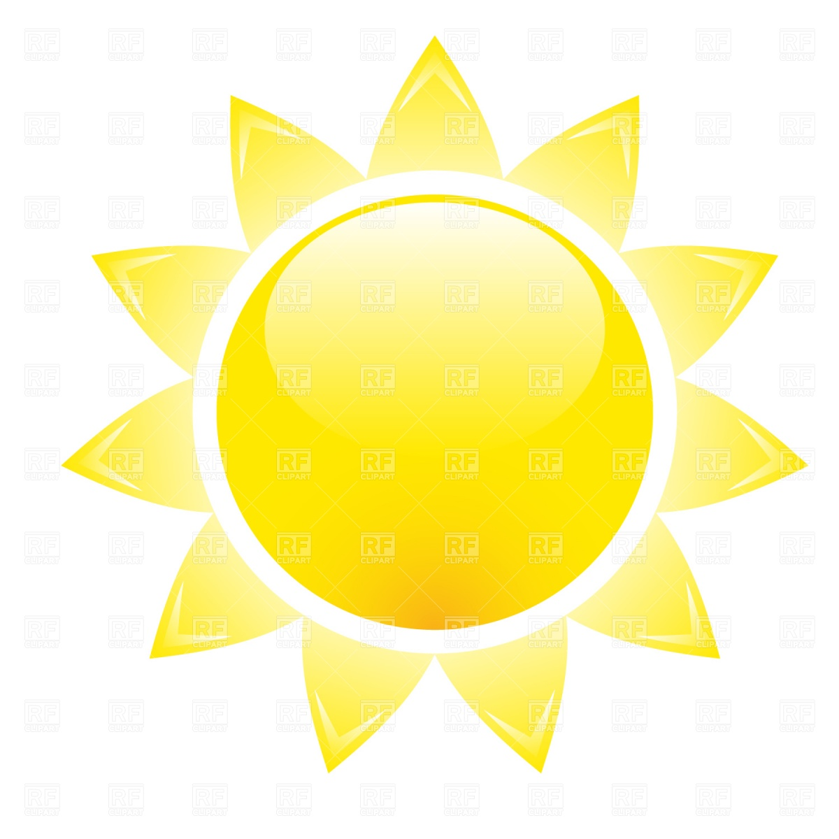 Free Sun Free Clipart Images Glossy Sun Travel Download Royalty Free