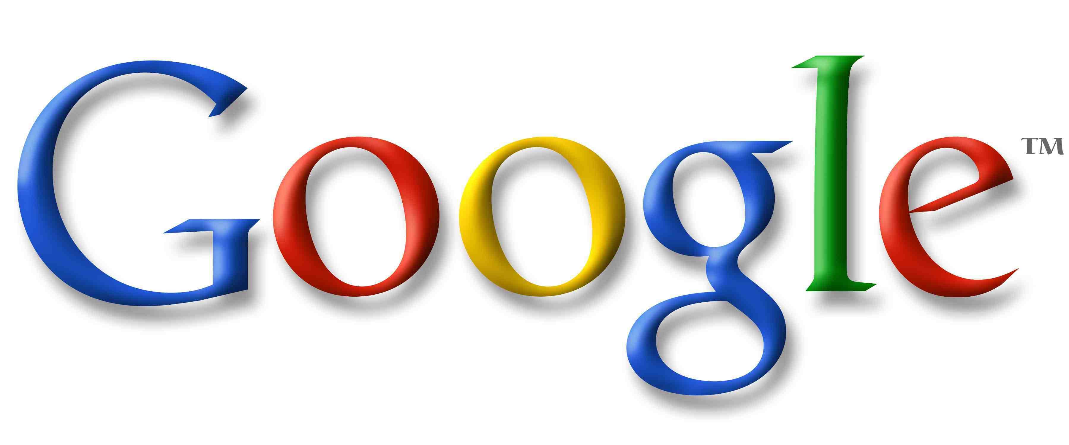 Free Sun Google Free Clipart ... Google Logo image - vector .