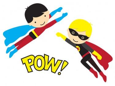 Free Superhero Clipart-free superhero clipart-7