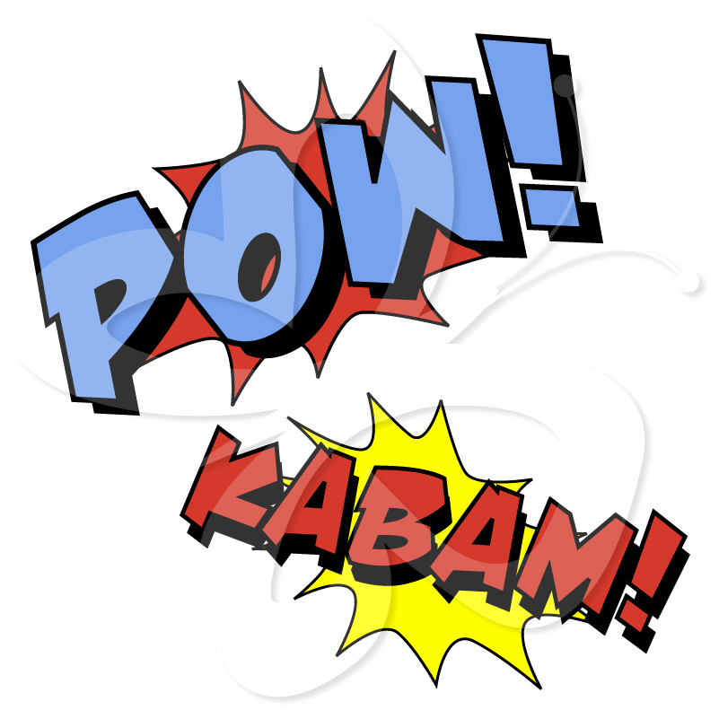 free superhero clipart - Superhero Clipart Free