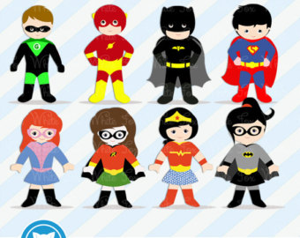 Free Superhero Vector Clip Art ..-Free Superhero Vector Clip Art ..-10
