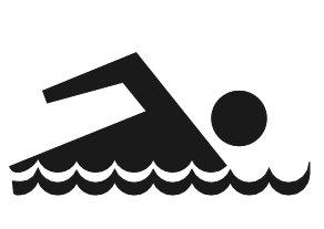 Free swimming clip art clipart .