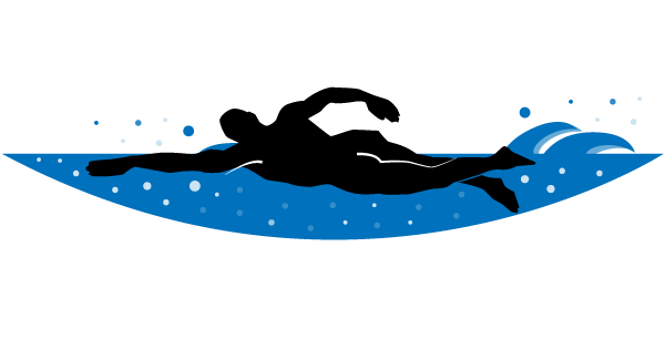 Free swimming clipart free .