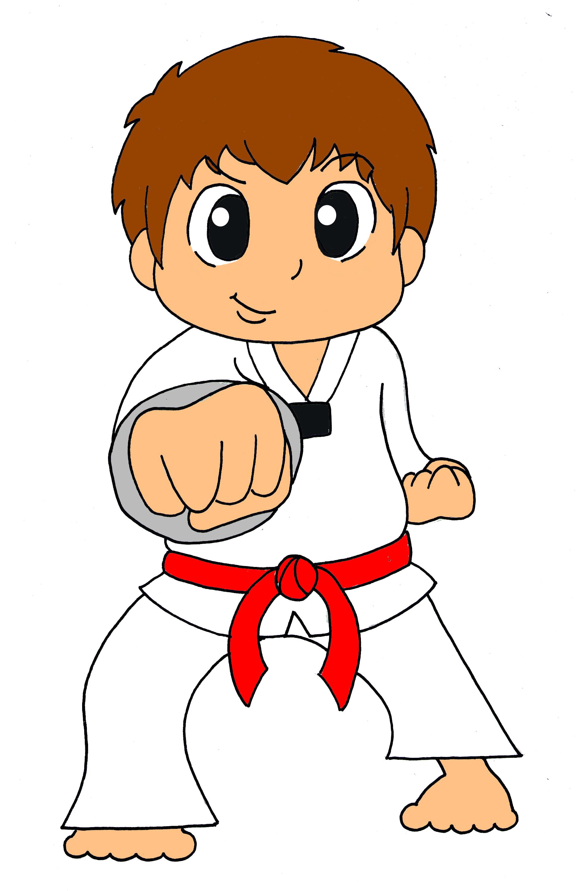Taekwondo Clip Art