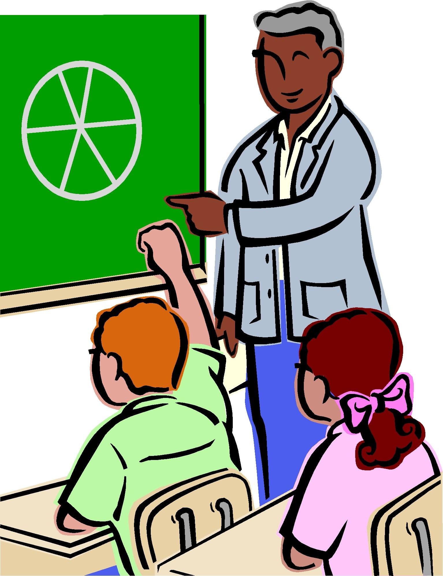 Free Teacher Clipart - clipartall ...