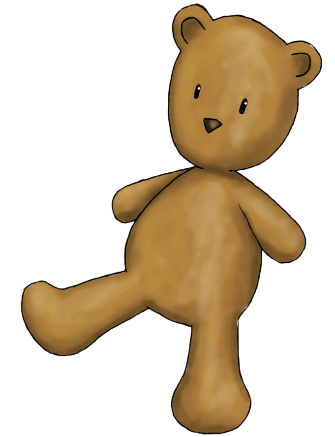 Free Teddy Bear Clip Art