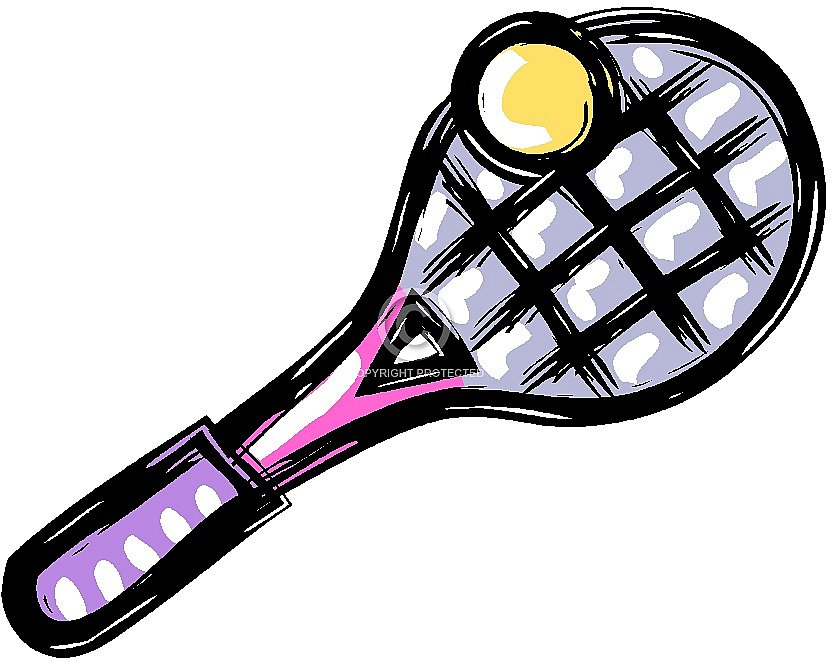 Free Tennis Clip Art u2013 Diehard Images, LLC - Royalty-free Stock Photos