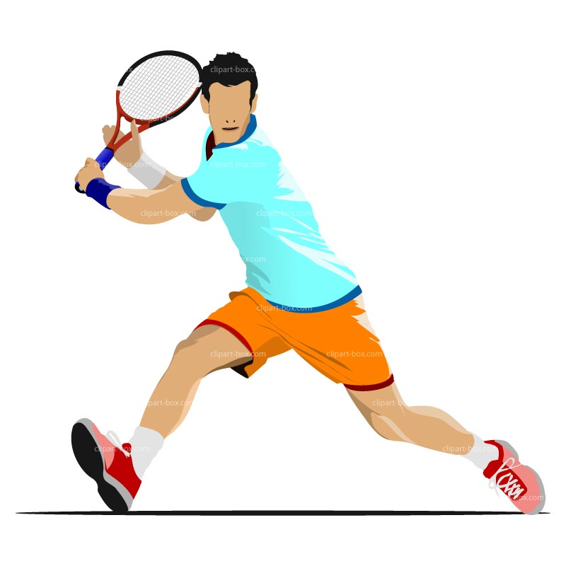 Free tennis clipart free .