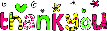 Free thank you clipart images - ClipartFest