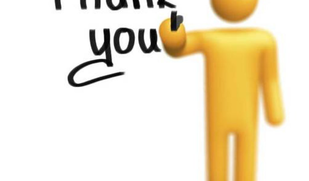 free thank you clipart .