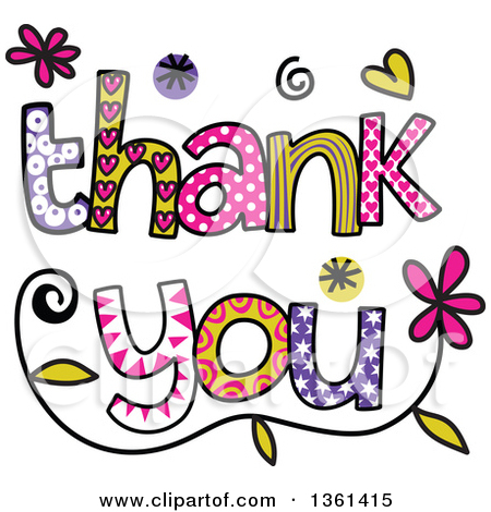 free thank you pictures clip  - Free Thank You Clip Art