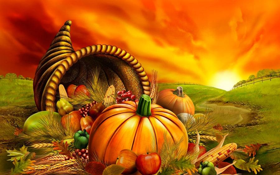 Free Thanksgiving Dinner Clip - Free Thanksgiving Clip Art