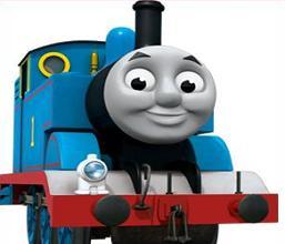 Free Thomas The Train Clipart