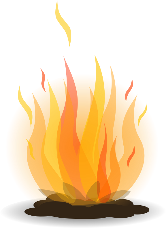 Free To Use Amp Public Domain Bonfire Clip Art