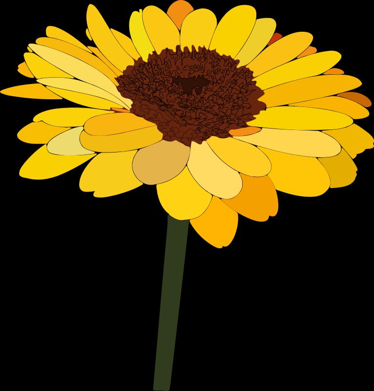 Free To Use Amp Public Domain Sunflower -Free To Use Amp Public Domain Sunflower Clip Art-6