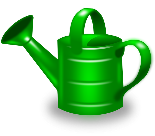 Free To Use Amp Public Domain Watering Can Clip Art u0026middot; «
