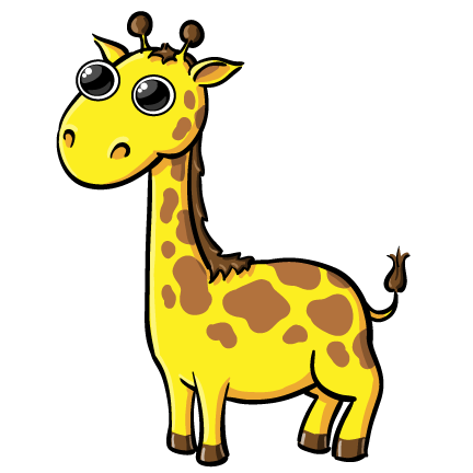 free to use images u0026middo - Clipart Giraffe