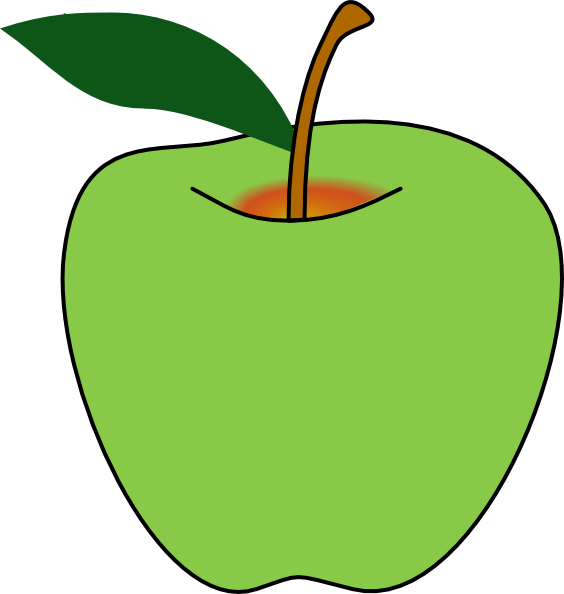 Free to Use Public Domain Apple Clip Art