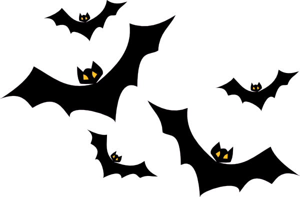 Free to Use Public Domain Bat Clip Art - Page 2