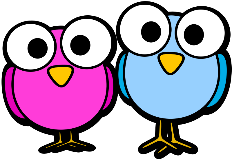 Free To Use Public Domain Birds Clip Art-Free to Use Public Domain Birds Clip Art - Page 12-13