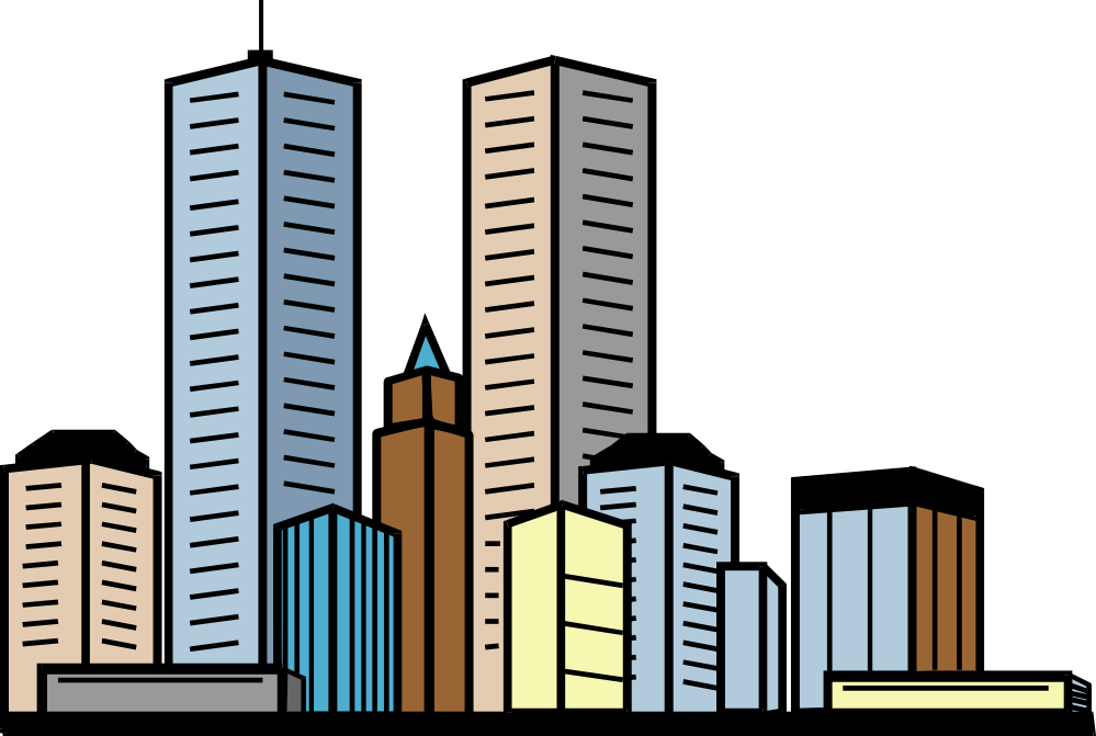 Free To Use Public Domain Buildings Clip-Free to Use Public Domain Buildings Clip Art - Page 3. Twin Towers Clipart-4