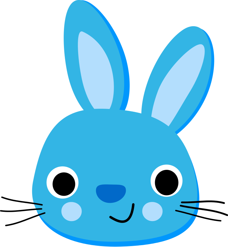 Free To Use Public Domain Bunny Clip Art
