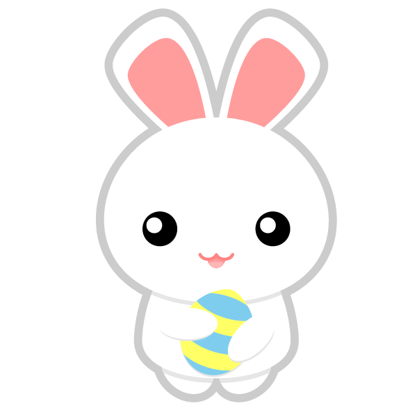 Free To Use Public Domain Bunny Clip Art-Free To Use Public Domain Bunny Clip Art Page 3-14