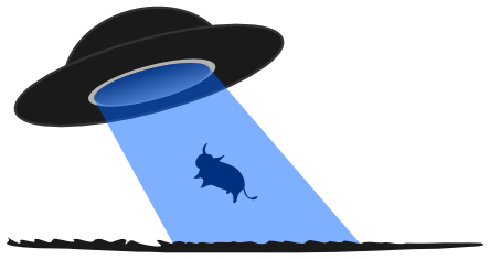 Free To Use Public Domain Flying Saucer -Free To Use Public Domain Flying Saucer Clip Art-13