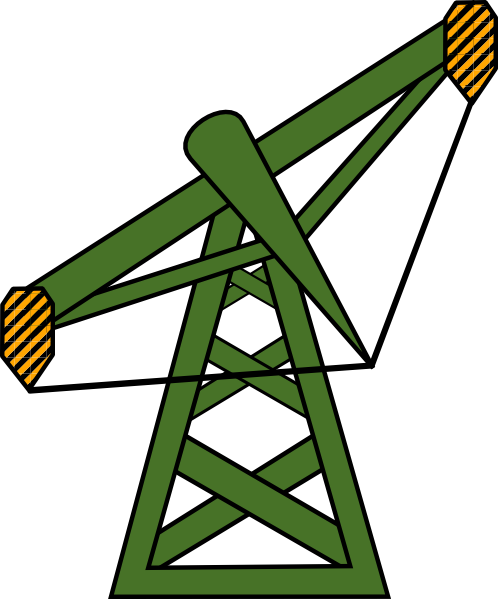 Free to Use Public Domain Oil Well Clip -Free to Use Public Domain Oil Well Clip Art-14