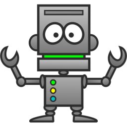 Free To Use Public Domain Robot Clip Art Page 3