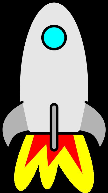 Free To Use Public Domain Rocketship Cli-Free To Use Public Domain Rocketship Clip Art Page 2-2