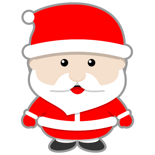 Free to Use Public Domain Santa Claus Clip Art - Page 3