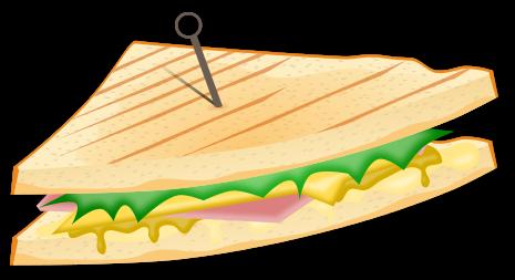 Free to Use Public Domain Sanwich Clip A-Free to Use Public Domain Sanwich Clip Art-12