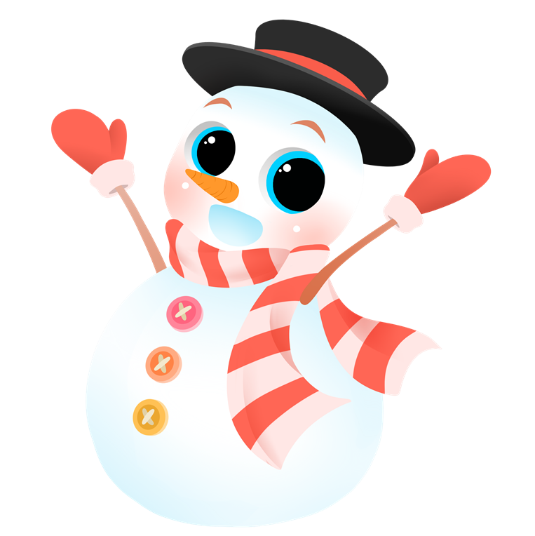 Free To Use Public Domain Snowman Clip Art