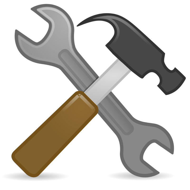 Free to Use Public Domain Tools Clip Art