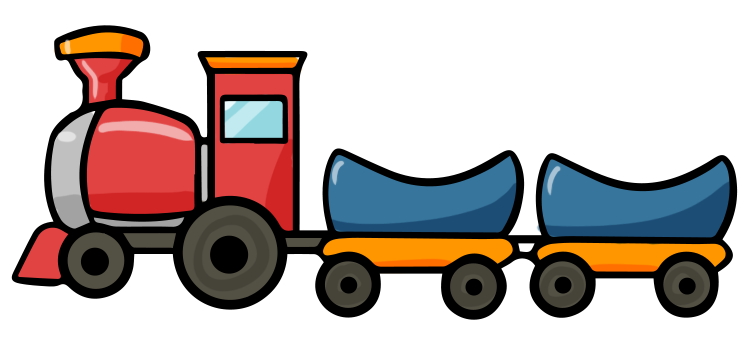 Free to Use Public Domain Tra - Free Train Clip Art