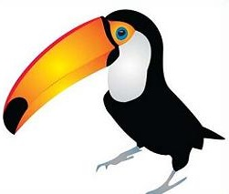 Free Toucan Clipart