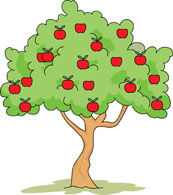 Free Trees Clipart Clip Art Pictures Gra-Free Trees Clipart Clip Art Pictures Graphics Illustrations-11